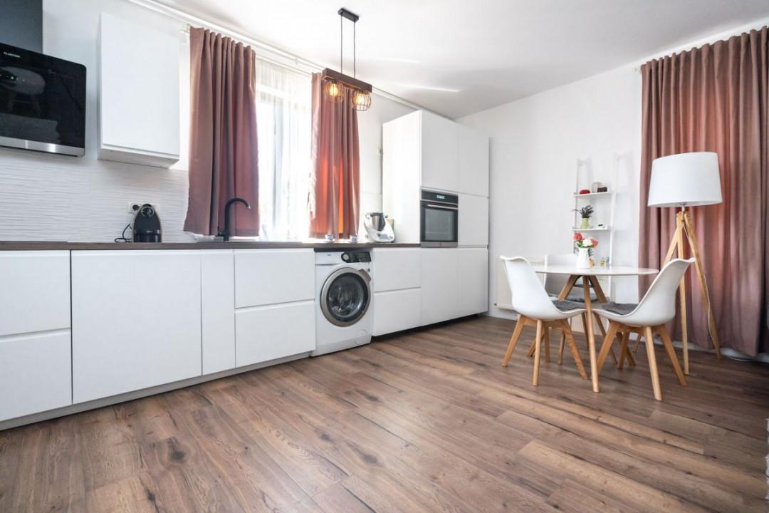 Apartament cu suflet cald in Fundeni.