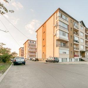 Apartament 2 camere Popesti Leordeni Parter Balcon Semimobilat