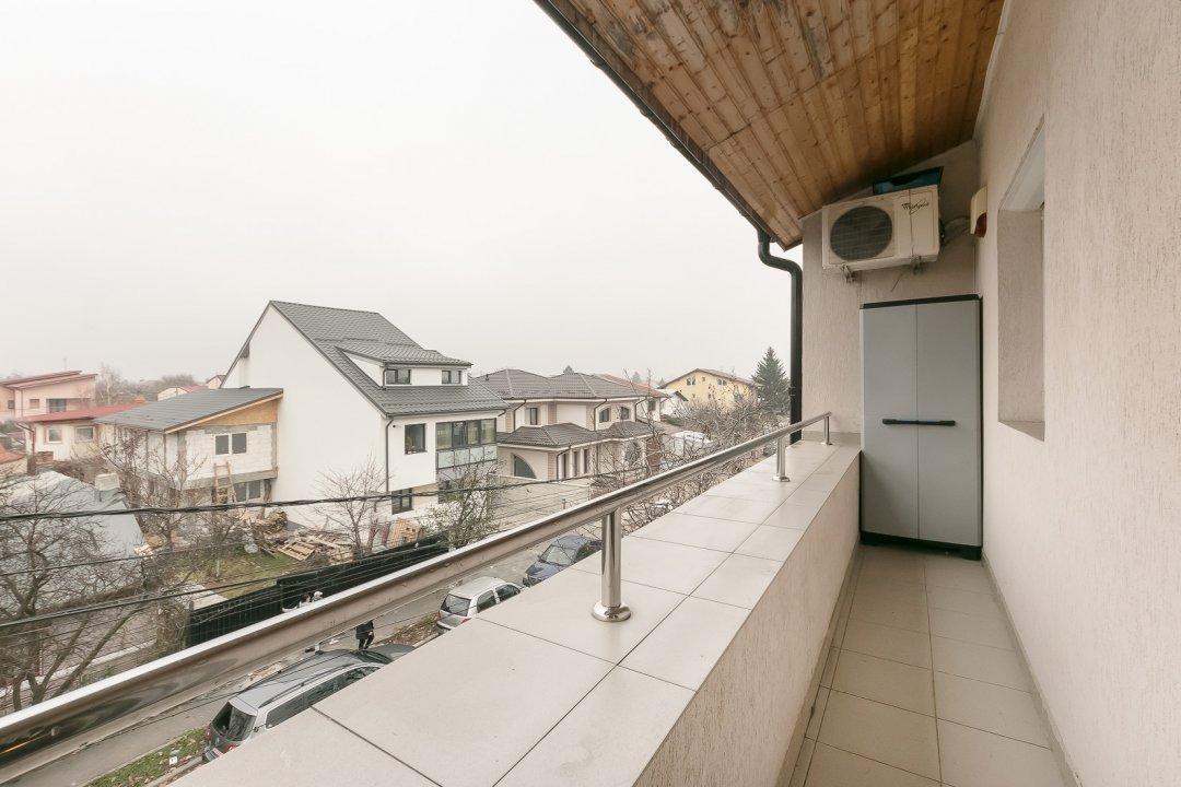 Bucurestii Noi , Apartament elegant, 2 camere in vila, 61mp