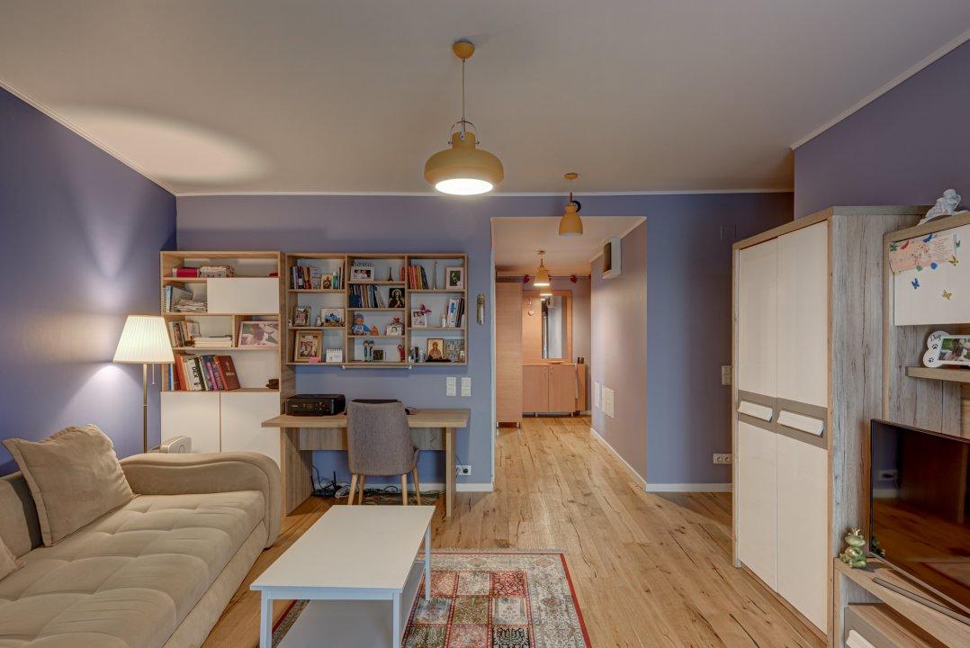 Apartament mobilat si utilat de 3 camere, Doamna Ghica Plaza! Comision 0%