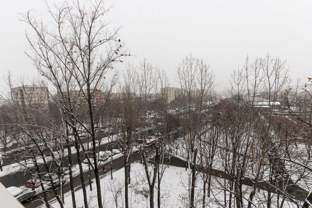 Drumul Taberei, Parc Moghioros, Bloc reabilitat