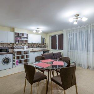 Unirii - Dimitrie Cantemir, apartament cu doua camere modern