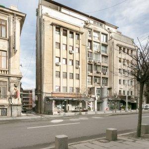 Garsoniera Calea Victoriei stradal mobilata utilata