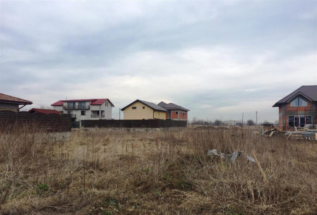 Loturi teren constructii Otopeni, zona Odai
