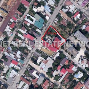 Cladire 6 apartamente cu teren de 1350mp