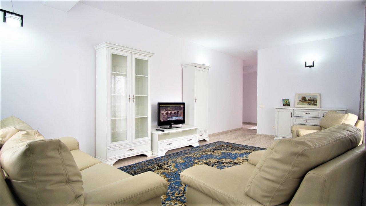 Apartament de lux 2 camere, 2 bai, bloc nou, Baneasa Cocosatu