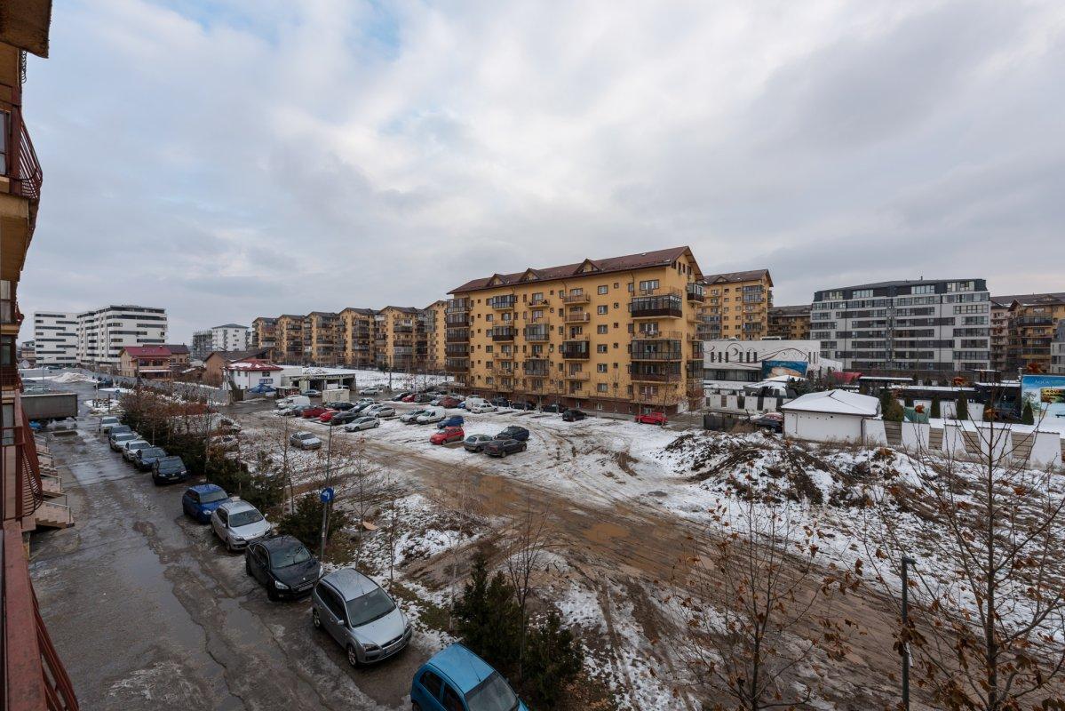Militari Residence ( Lidl ),Bloc 2012,Complet mobilata si utilata,Comision 0 %