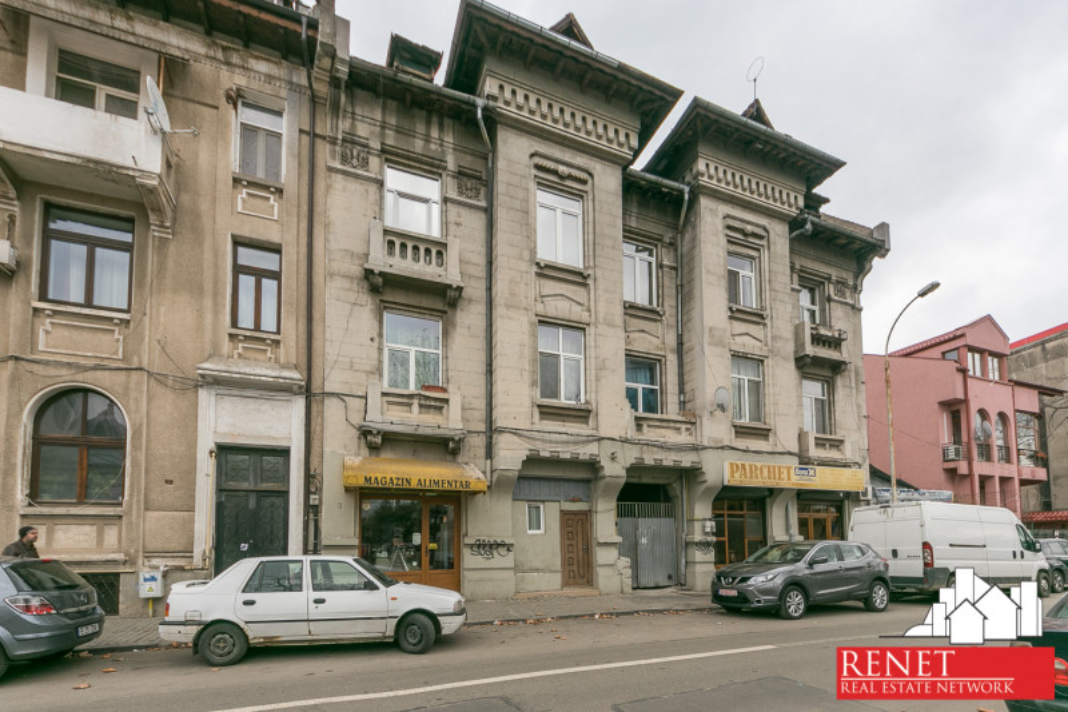 Apart interbelic in vila Eminescu Toamnei Mobilat si utilat complet