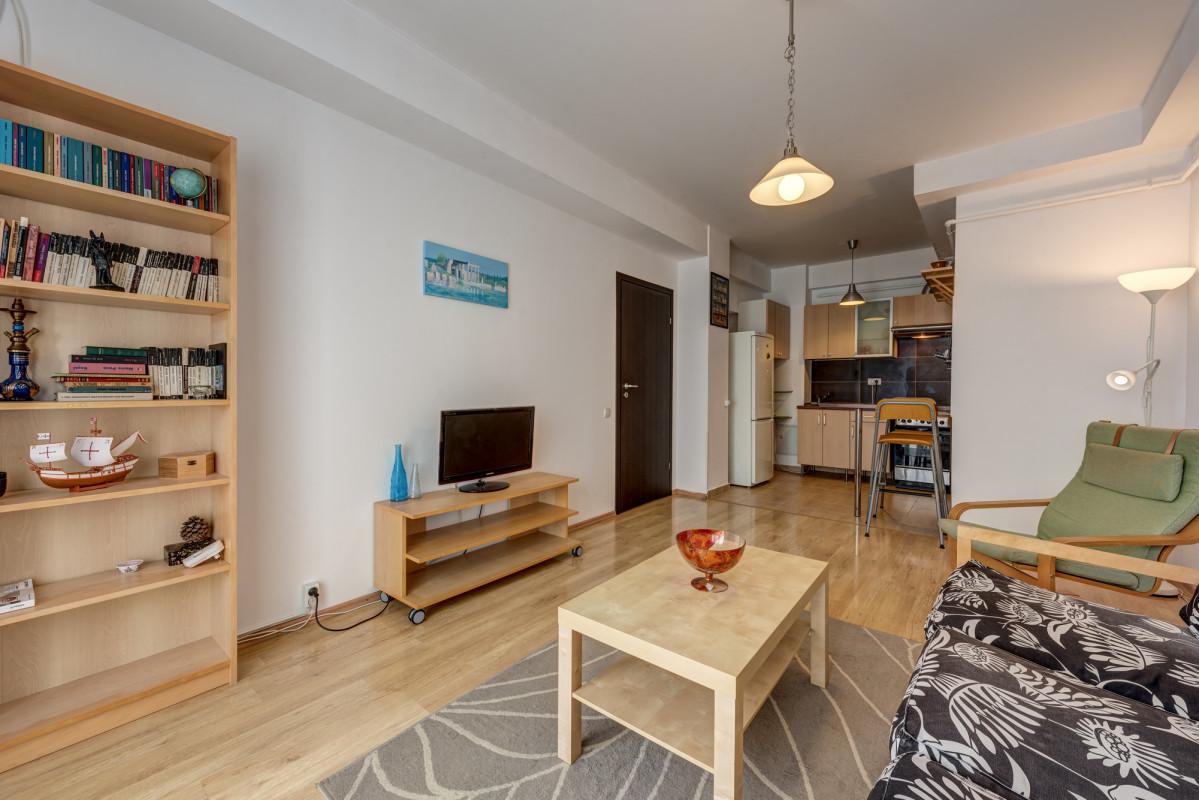 Militari Residence, 2 camere langa Club Spa, Mobilat si utilat Ikea