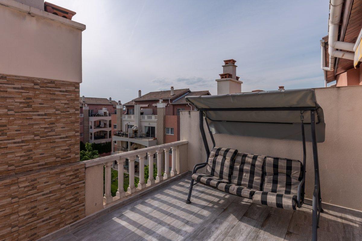 3 Camere Pipera Ibiza Sol, terasa 41mp, 2 locuri de parcare si boxa
