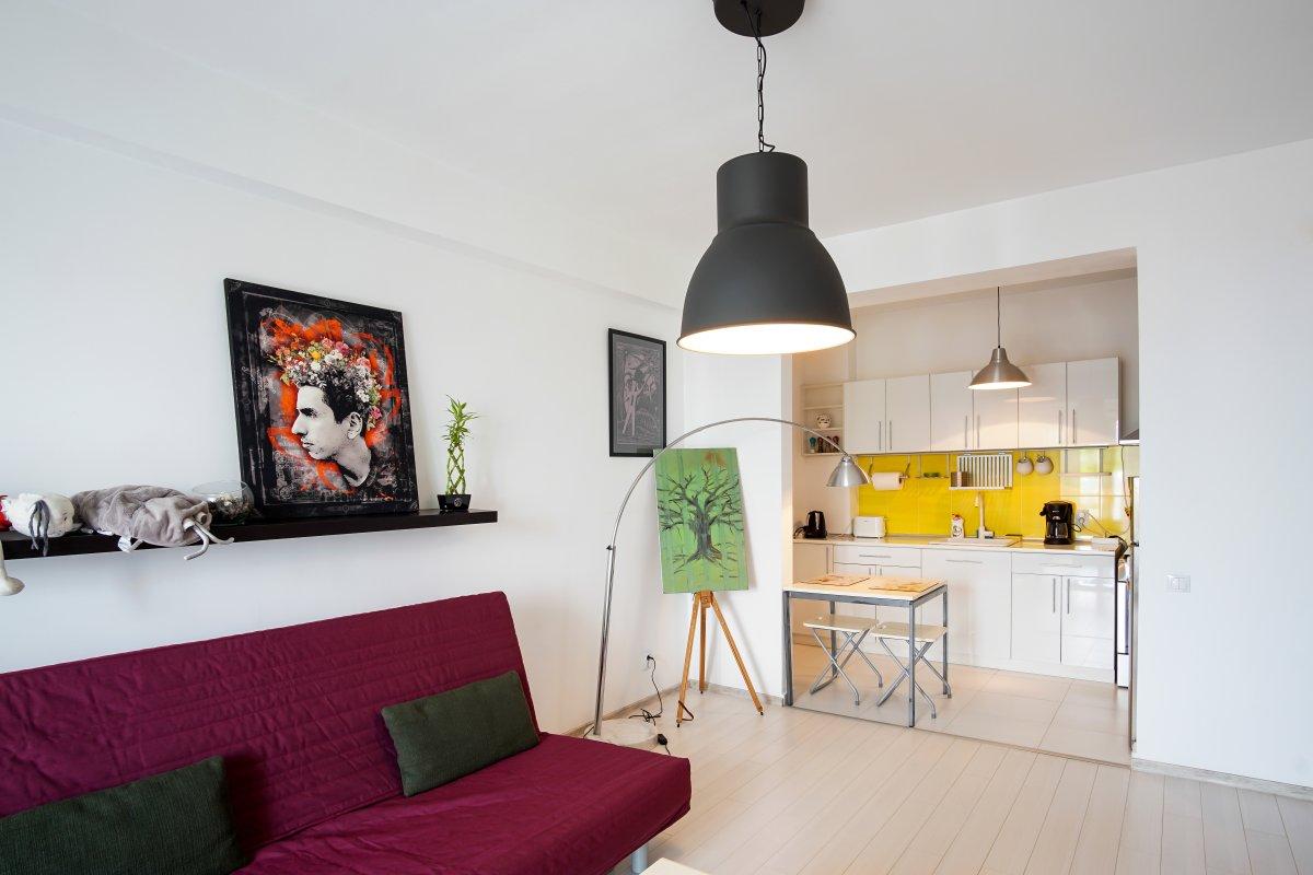 Apartament cochet de 2 camere, intersectia Bd. Dacia, Eminescu si Calea Mosilor!