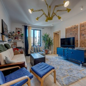 Apartament elegant in vila, etaj si mansarda, Pache Protopopescu – Austrului!
