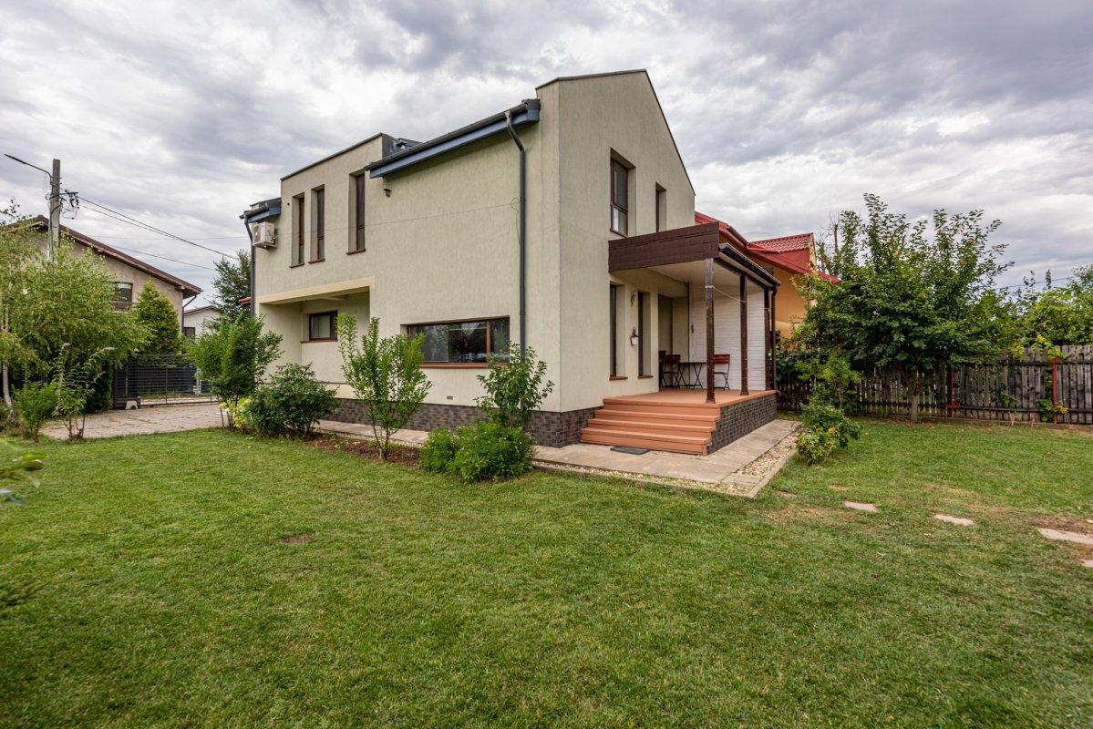 Vila individuala Chiajna-Dudu, langa Padure, Comision 0 %