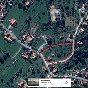 Teren investitie Bran - Predelut, la 2 km de Castelul Bran