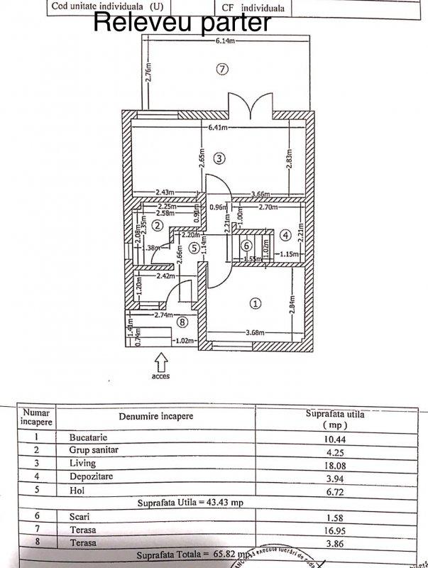 Vila tip duplex 5 camere Tamasi