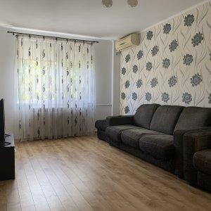 Apartament 3 camere, 2 bai, curat, mobilat si utilat, langa Parcul Vacaresti