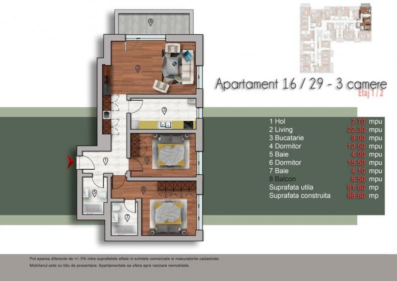 Apartamente Pipera OMV Cubic