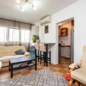 Apartament 2 camere, 45mp, loc parcare - Lamotesti, Brancoveanu