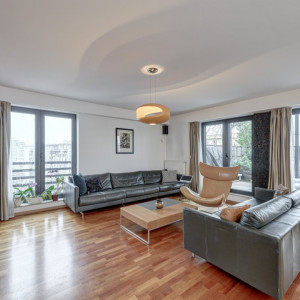Penthouse fabulos cu terasa VIP la Bd Decebal, 2 locuri de parcare incluse