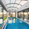 One Luxury & Exclusive Penthouse with Pool and Panoramic View in Primaverii