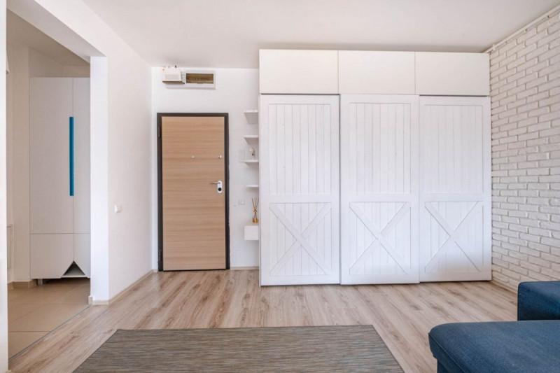 2 camere Greenfield, mobilat și utilat, loc de parcare